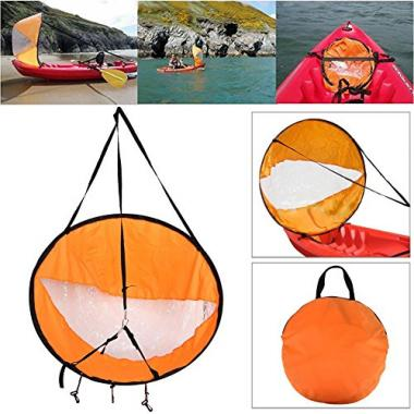 Durable Kayak Wind Sail by Dyna-Living