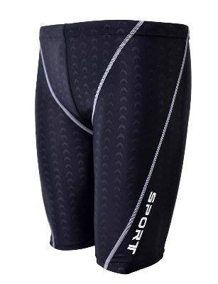 Easea Men`s Splice Jammer Swimsuit