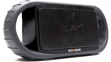 Ecoxgear Rugged and Waterproof Bluetooth Shower Speaker