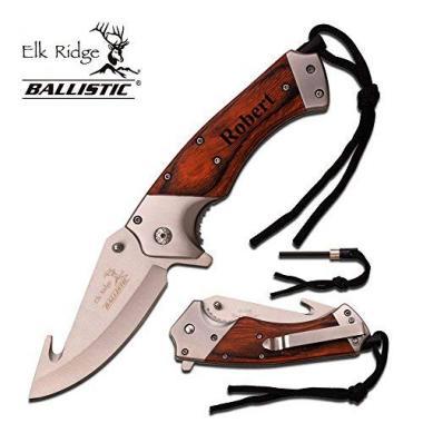 Pocket Knife with Gut Hook by Elk Ridge