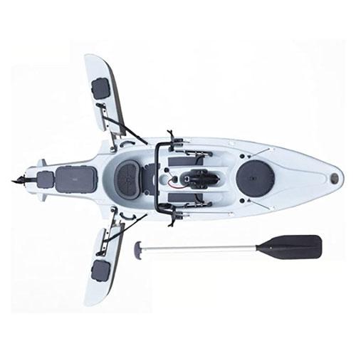 Fissot 1-Person Folding Motorized Kayak