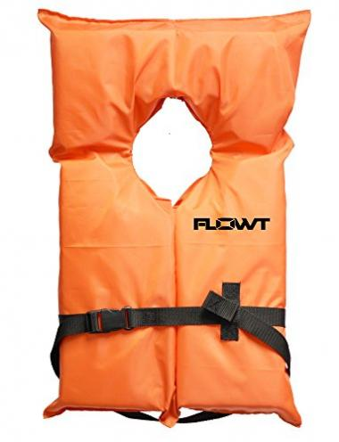 Flowt Type II Life Jacket For Boating