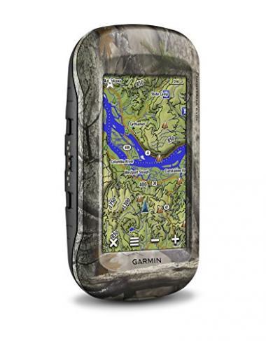 Garmin Montana 610 Camo Hiking GPS