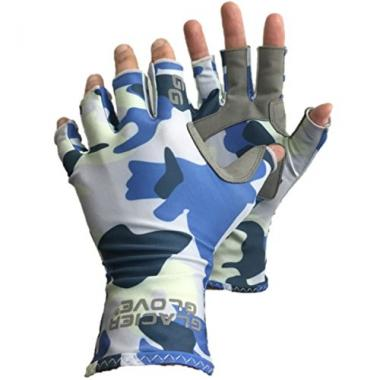 Glacier Glove Islamorada Sun Fishing Gloves