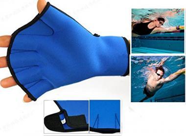 Harryshell Water Fins Hand Swimming Gloves