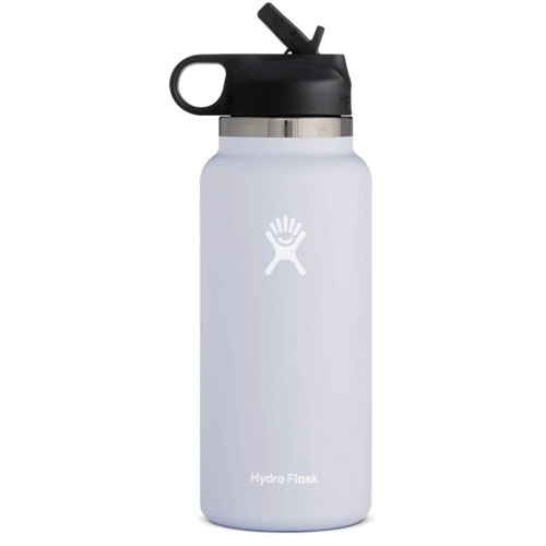 Hydro Flask 32oz Wide Mouth 2.0 with Straw Lid