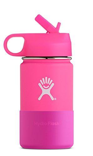 12 oz Kids Wide Mouth Hydro Flask