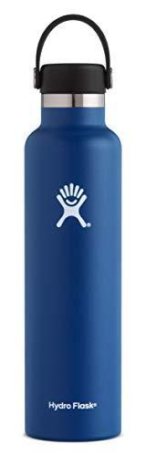 24 oz Water Bottle with Free Flex Cap Hydro Flask
