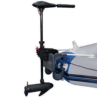 Intex Inflatable Boat Kayak Trolling Motor
