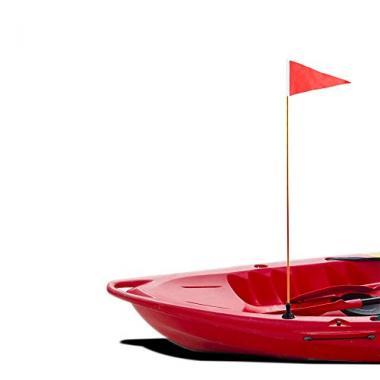 Kayak Safety Flag by Lixada