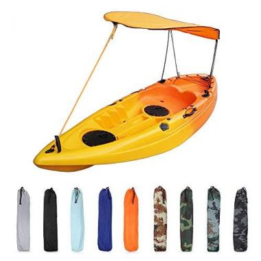 Kayak Boat Canoe Canopy for Single Person by Lixada
