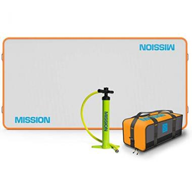 Gear Reef Inflatable Floating Dock by Mission