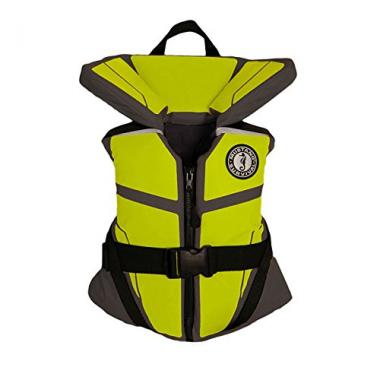 Mustang Survival Lil' Legends Flotation Life Jacket For Boating