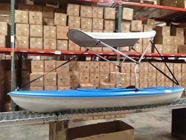 New Vortex Canoe/Kayak Sun Shade by Vortexdirect