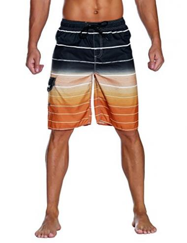 Nonwe Quick Dry Men's Swim Trunk