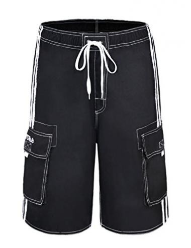 Men's Quick Dry Board Shorts by Nonwe