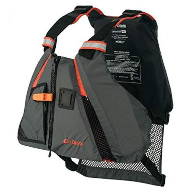 Onyx MoveVent Dynamic Paddle Sports Life Jacket For Canoeing