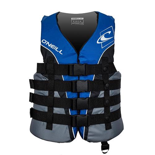O'Neill Men's Superlite USCG Life Jacket For Jet Ski