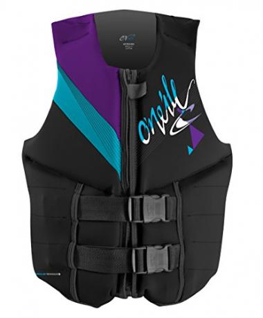 O'Neill Wake Women's Reactor 3 USCG Wakeboard Life Jacket
