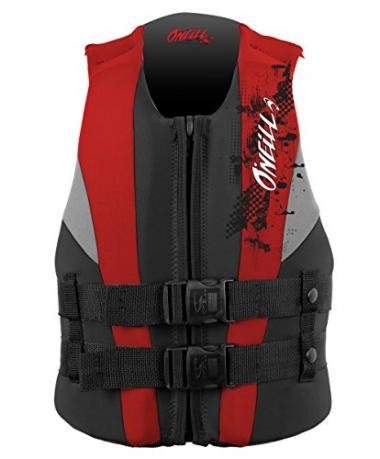 O'Neill Youth Reactor USCG Wakeboard Life Jacket