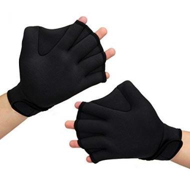 PAMASE Frog Swimming Gloves