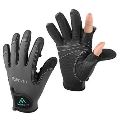 Palmyth Men and Women Fishing Gloves