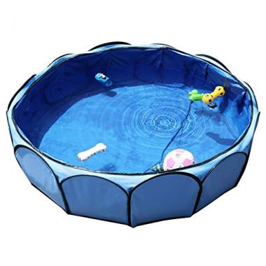 Petsfit Leakproof Portable Dog Pool