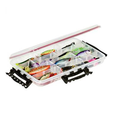Plano 374010 Waterproof Stowaway Kayak Tackle Box