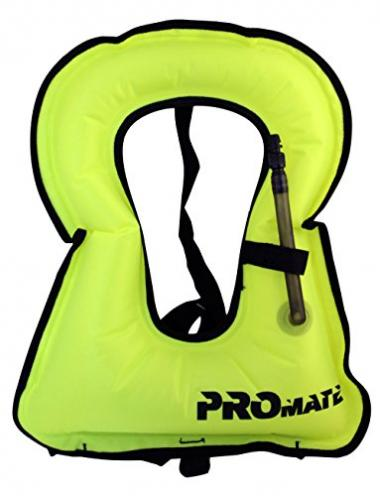 Promate Snorkeling Life Jacket For Non Swimmer
