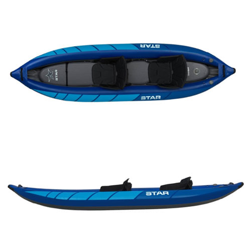 STAR Raven II Tandem Inflatable Whitewater Kayak