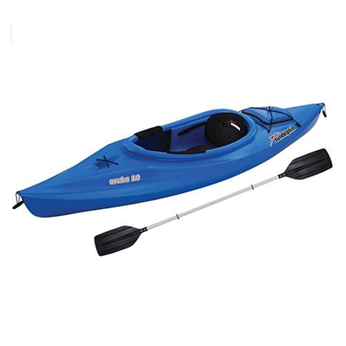 Sun Dolphin Aruba 10 Kayak For Camping