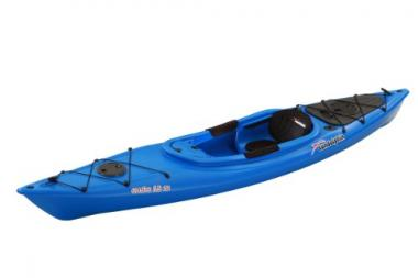 SUNDOLPHIN Sun Dolphin Aruba SS Sit in Kayak For Fat People