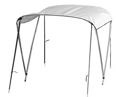 Deluxe Travel Folding 2-Bow Sun Canopy by Saturn