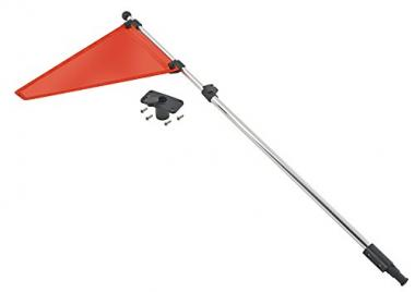 Propel Safety Flag with Mount by Shoreline Marine