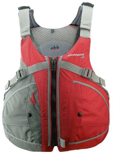 Stohlquist Men's Ebb Life Jacket For Canoeing
