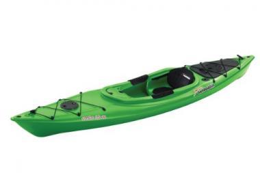SUNDOLPHIN Sun Dolphin Aruba SS 12-Foot Kayak For Camping