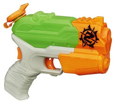 SuperSoaker Nerf Zombie Strike Blaster Water Gun