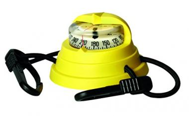 Suunto Orca/Pioneer – Yellow/White/NH Kayak Compass