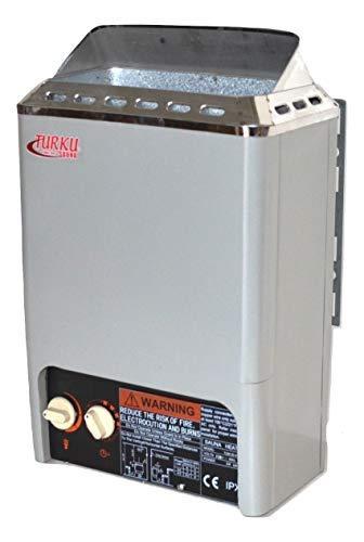 Turku Wet&Dry Electric Sauna Heater