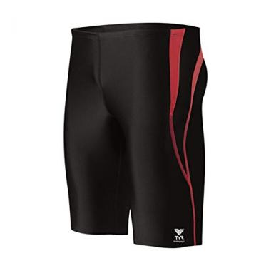 TYR Sport Men's Alliance Durafast Splice Jammer Swim Suit