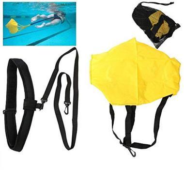 T-best Swimming Strength Training Belt Swim Parachute