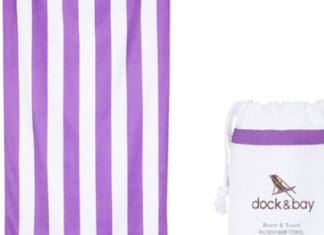 The_Cabana_-_Brighton_Purple_Beach_Towel_Review