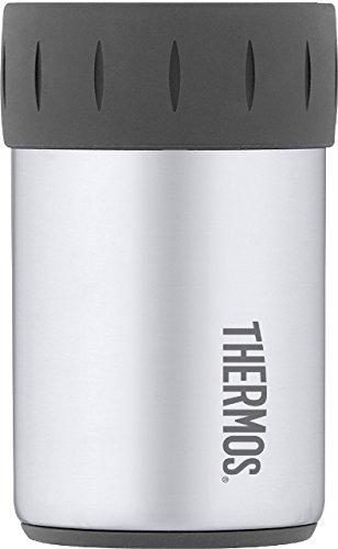 Thermos Stainless Steel Beer Koozie