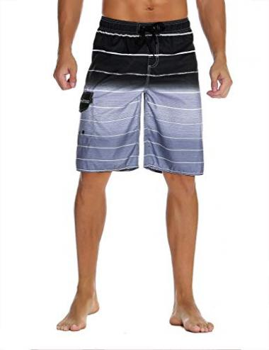 Unitop Colorful Men's Swim Trunk