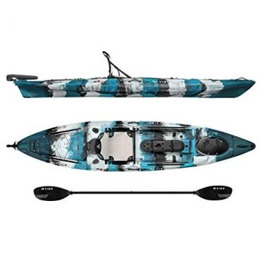 Vibe Kayaks Sea Ghost 130 Kayak For Fat People