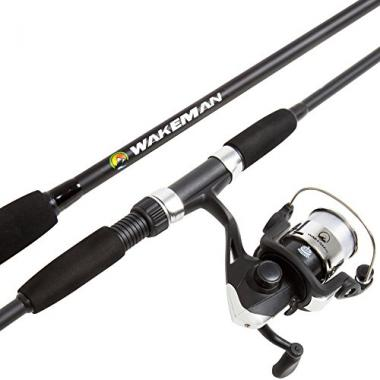 Wakeman Swarm Series Kayak Fishing Rod