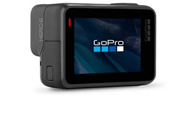 GoPro HERO6 Digital Waterproof Camera