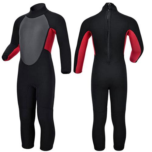 Realon Shorty Full 3mm Premium Wetsuit