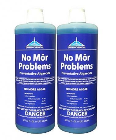 United Chemical No Mor Problems Pool Algaecide