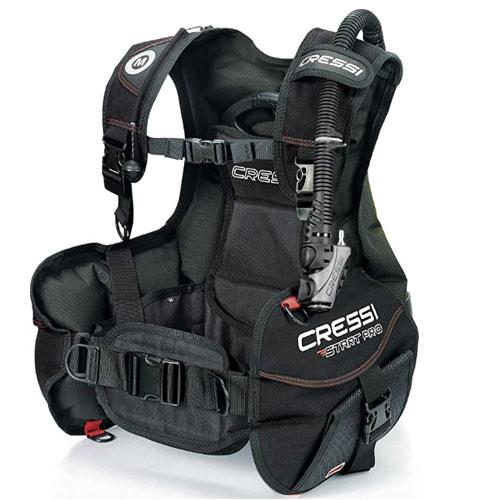 Cressi Start Pro Jacket Style BCD